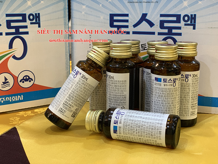 thuốc nước chống say tàu xe Hàn Quốc dongsung