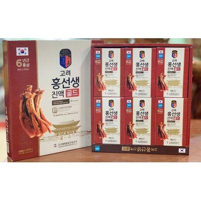 Nước Hồng Sâm Daehan 70ml x 24 Gói Hàn Quốc
