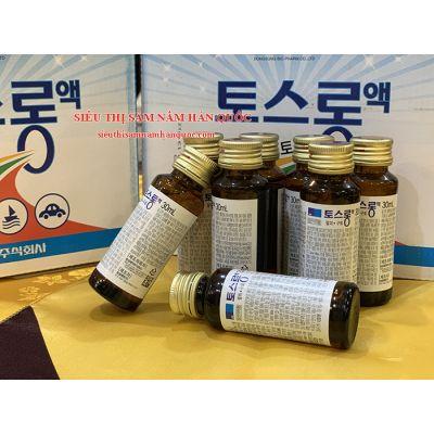 Say Xe Hàn Quốc Dongsung Chai 30ml