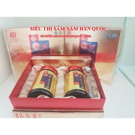 Cao Hồng Sâm Hàn Quốc KGS 240g x 2 Lọ