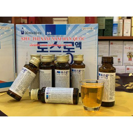 Nước chống say xe say tàu Dongsung Hàn Quốc 30ml x 30 chai