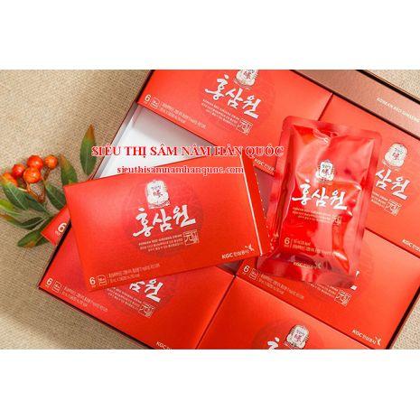 Nước Hồng Sâm KGC 15 Gói Cheong Kwan Jang Hàn Quốc